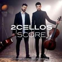 2 Cellos (Luka Sulic & Stjepan Hauser): Score, CD
