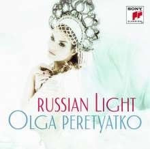 Olga Peretyatko - Russian Light, CD