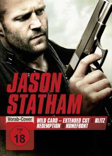 Jason Statham Box, 4 DVDs