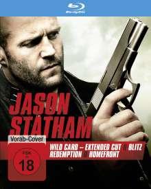Jason Statham Box (Blu-ray), 4 Blu-ray Discs