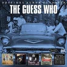 The Guess Who: Original Album Classics, 5 CDs