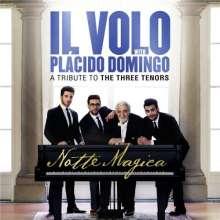 Il Volo: Notte Magica: A Tribute To The Three Tenors (Live 2016), 1 CD und 1 DVD