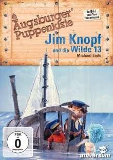 Augsburger Puppenkiste: Jim Knopf und die Wilde 13, DVD
