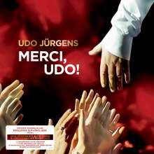 Udo Jürgens: Merci, Udo! (180g) (Limited-Edition), 3 LPs