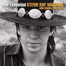 Stevie Ray Vaughan: The Essential Stevie Ray Vaughan, 2 LPs