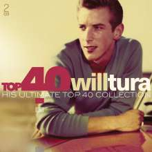 Will Tura: Top 40, 2 CDs