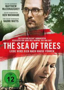 The Sea of Trees, DVD