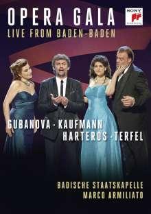Jonas Kaufmann – Operngala Baden-Baden, DVD