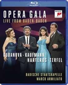 Jonas Kaufmann – Operngala Baden-Baden, Blu-ray Disc