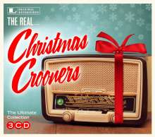 The Real Christmas Crooners, 3 CDs
