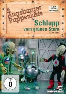 Augsburger Puppenkiste: Schlupp vom grünen Stern, DVD
