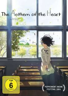 The Anthem of the Heart, DVD