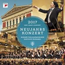 Neujahrskonzert 2017 der Wiener Philharmoniker (180g), 3 LPs