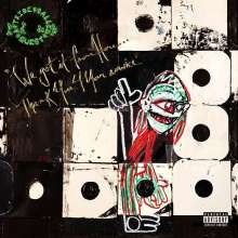 A Tribe Called Quest: We Got It From Here … Thank You 4 Your Service, 2 LPs