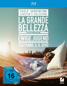 Paolo Sorrentino Director's Collection (Blu-ray), 4 Blu-ray Discs