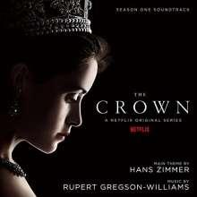 Hans Zimmer & Rupert Gregson-Williams: Filmmusik: The Crown Season 1, CD