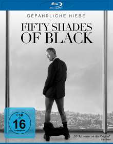 Fifty Shades of Black (Blu-ray), Blu-ray Disc