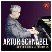 Artur Schnabel - The RCA Victor Recordings, 2 CDs
