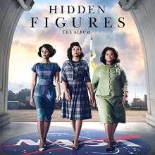 Original Soundtracks (OST): Filmmusik: Hidden Figures (DT: Unerkannte Heldinnen) (The Album), CD