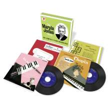 The Maryla Jonas Story - Her Complete Piano Recordings, 4 CDs