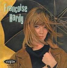 Françoise Hardy: Tous Les Garçons Et Les Filles (Limited-Edition) (Yellow Vinyl), LP