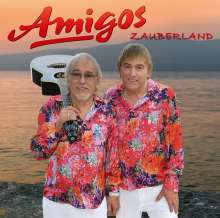 Die Amigos: Zauberland, CD