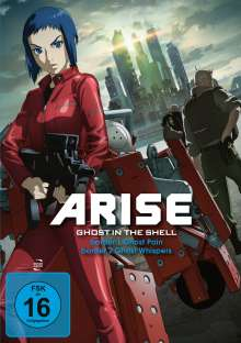 Ghost in the Shell - Arise: Border 1 & 2, DVD