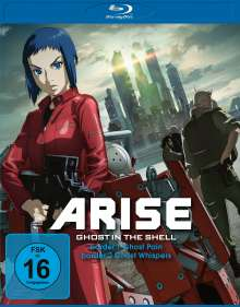 Ghost in the Shell - Arise: Border 1 & 2 (Blu-ray), Blu-ray Disc