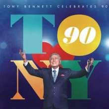 Tony Bennett (geb. 1926): Tony Bennett Celebrates 90 (Deluxe-Edition), 3 CDs
