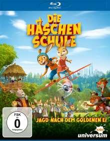 Die Häschenschule - Jagd nach dem goldenen Ei (Blu-ray), Blu-ray Disc