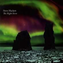 Steve Hackett (geb. 1950): The Night Siren, CD