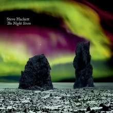 Steve Hackett (geb. 1950): The Night Siren (180g), 2 LPs und 1 CD