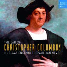 Huelgas Ensemble - Christopher Columbus, CD
