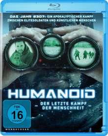 Humanoid - Der letzte Kampf der Menschheit (Blu-ray), Blu-ray Disc