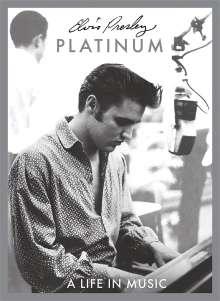 Elvis Presley (1935-1977): Platinum: A Life In Music, 4 CDs