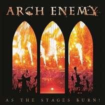 Arch Enemy: As The Stages Burn! - Live Wacken 2016 (180g), 2 LPs und 1 DVD