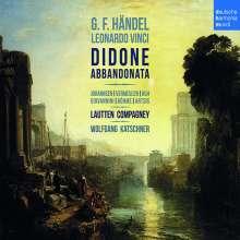 Leonardo Vinci (1690-1730): Didone Abbandonata (in der Pasticcio-Bearbeitung von Georg Friedrich Händel), 2 CDs