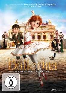 Ballerina - Gib deinen Traum niemals auf, DVD