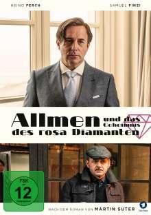 Allmen und das Geheimnis des rosa Diamanten, DVD