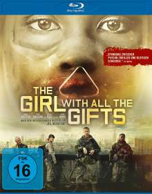 The Girl with all the Gifts (Blu-ray), Blu-ray Disc