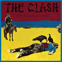 The Clash: Give 'Em Enough Rope (180g), LP