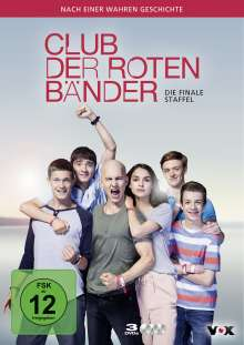 Club der roten Bänder Staffel 3 (finale Staffel), 3 DVDs