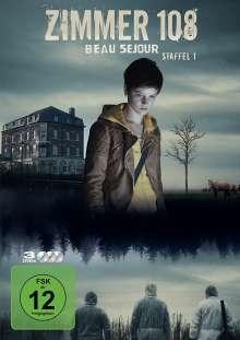 Zimmer 108 Staffel 1, 3 DVDs
