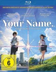 Your Name. - Gestern, heute und für immer (Blu-ray), Blu-ray Disc