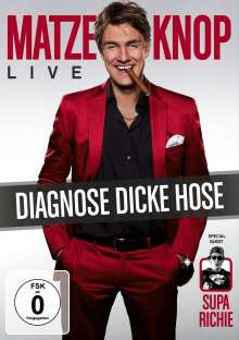 Matze Knop: Diagnose dicke Hose, DVD