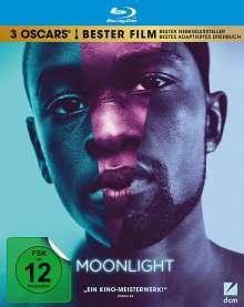 Moonlight (Blu-ray), Blu-ray Disc