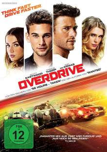 Overdrive, DVD