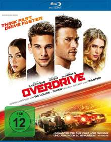 Overdrive (Blu-ray), Blu-ray Disc