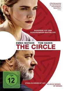 The Circle (2017), DVD