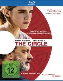 The Circle (2017) (Blu-ray), Blu-ray Disc